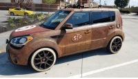 Target, Tumblr, and Blog: RADIATOR( SPRINGS shitty-car-mods-daily:  Good execution of Tow Mater. via Shitty_Car_Mods  Stone temple pilots?