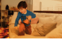 radicalmuscle:  onlylolgifs:  The floor is lava!  What kind of parents actually pour lava into their homes just so their kid can have some fun?  The fun kind.: radicalmuscle:  onlylolgifs:  The floor is lava!  What kind of parents actually pour lava into their homes just so their kid can have some fun?  The fun kind.