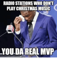"""Advice, Christmas, and Music: RADIO STATIONS WHO DONT  PLAY CHRISTMAS MUSIC  YOU.DAREAL MVP <p><a href=""""http://advice-animal.tumblr.com/post/168953331761/when-you-have-a-long-car-ride-on-christmas"""" class=""""tumblr_blog"""">advice-animal</a>:</p>  <blockquote><p>When you have a long car ride on Christmas</p></blockquote>"""