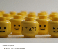 Humans of Tumblr, All Around Me Are Familiar Faces, and Faced: radioactive-rufioh  all around me are familiar faces