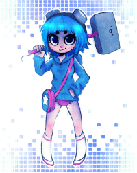 radiomaru:  mydailycupofcofee:  Just a little sketch of Ramona because aaa I'm getting the Scott Pilgrim comics soon and im so excited aa 33  aaa : radiomaru:  mydailycupofcofee:  Just a little sketch of Ramona because aaa I'm getting the Scott Pilgrim comics soon and im so excited aa 33  aaa
