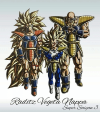Memes, 🤖, and Raditz: Raditz(VegaaQ1appa  Saeri Saryan 3  ACet Sainte (3 Just Imagine what they could have accomplished...