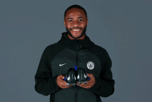 Raheem Sterling is considering a $121M endorsement deal with Jordan Brand, according to the Telegraph  He'd be one of the first soccer players to partner with Air Jordan 👟: Raheem Sterling is considering a $121M endorsement deal with Jordan Brand, according to the Telegraph  He'd be one of the first soccer players to partner with Air Jordan 👟
