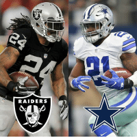 If Marshawn Lynch comes out of retirement to go to Oakland..Raiders vs Cowboys will is definitely gonna be my favorite matchup next season 👀 BeastMode ZekeTheFreak: RAIDERS If Marshawn Lynch comes out of retirement to go to Oakland..Raiders vs Cowboys will is definitely gonna be my favorite matchup next season 👀 BeastMode ZekeTheFreak