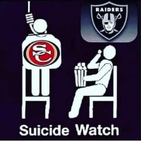 raidernation: RAIDERS  Suicide Watch raidernation