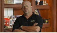 Rain drop Drop top I'm rick Harrison and this is my pawn shop: Rain drop Drop top I'm rick Harrison and this is my pawn shop