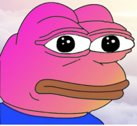 Rainbow Cloud Pepe: Rainbow Cloud Pepe