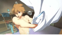 Target, Tumblr, and Blog: rainbowthinker:  bimmykimmy:  yasumiiii:  makochantachibanana:  HOW IT ALL STARTED  This makes it look less gay for some reason, and more badass  ah yes i remember. how we all thought makoto was going to be the majestic senpai type and rin was going to be the comedic relief….  Remember that time we all called them Tsundere, Senpai, Shota, and Pimp-kun?