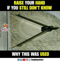 School, Indianpeoplefacebook, and School Days: RAISE YOUR HAND  F YOU STILL DON'T KNOW  C THRU  LAUGHING  WHY THIS WAS USED #School_Memories #School_Days
