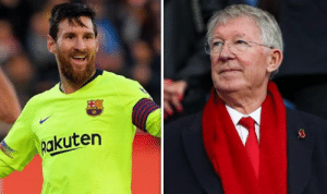 "Memes, Saw, and Best: Rakuten Sir Alex Ferguson: ""The Messi I saw 10 years ago was on verge of being the best, the Messi I saw today is already the greatest ever"""