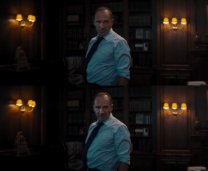 ralph-n-fiennes:  Ralph Fiennes as M in the first trailer for No Time To Die (2020): ralph-n-fiennes:  Ralph Fiennes as M in the first trailer for No Time To Die (2020)