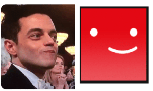 Rami Malek is the Netflix default account picture: Rami Malek is the Netflix default account picture