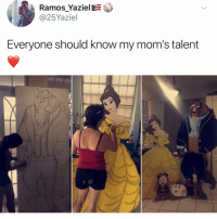 Memes, Moms, and 🤖: Ramos Yaziel  @25Yaziel  Everyone should know my mom's talent Double tap if u can't draw, comment if u can 👩🏼‍🎨