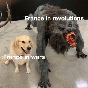 Invest to overthrow your competitors! BUY BUY BUY via /r/MemeEconomy http://bit.ly/2VqdYg2: rance in revolutions  vrance in wars Invest to overthrow your competitors! BUY BUY BUY via /r/MemeEconomy http://bit.ly/2VqdYg2