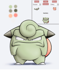 Random  Swap  Random  Geodude  a Randomize  Clefal  a  Geofairy So I return from the far reaches of bass-dom to see the page is still here. But......WHERE IS EVERYONE?!?! MFW. ~Fro