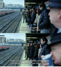 Today, Eternal Sunshine of the Spotless Mind, and Mind: Random thoughts  for Valentin  Day, 2004.  Today is a holday invented by greeting card  make people feel like crap  Companies Eternal Sunshine of the Spotless Mind