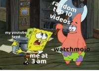 Welcome to WatchMojo.com and today were counting down: random  videos  my youtub  feed  tchmojo  me at  3am Welcome to WatchMojo.com and today were counting down