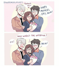 Happy mother's day!!! Also yuuri, ur mom wants to know when the wedding date is 😏 yurionice happymothersday victuuri victuri yuurikatsuki victornikiforov randomsplashes: RANDOMSPLASHES  THANK  YOU  HAPPY  MOTHERS  DAY, MO  Now WHEN'S THE weDDING  AMA MoMI Happy mother's day!!! Also yuuri, ur mom wants to know when the wedding date is 😏 yurionice happymothersday victuuri victuri yuurikatsuki victornikiforov randomsplashes