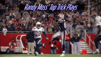 The best TRICK PLAYS from @RandyMoss' career! #TDTuesday https://t.co/UdOHfoo1wK: Randy Moss Top Trick Pays The best TRICK PLAYS from @RandyMoss' career! #TDTuesday https://t.co/UdOHfoo1wK