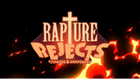 Dank, Rap, and Steam: RAP URE  CYANIDE & HAPPINESS Get it now on Steam! ► https://store.steampowered.com/app/686600/Rapture_Rejects/