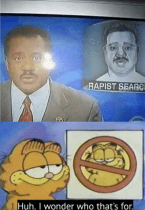 Hol up sorry about the low quality: RAPIST SEARGI  Huh. I wonder who that's for. Hol up sorry about the low quality