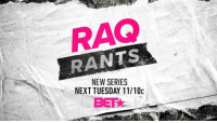 Memes, The Game, and Game: RAQ  RANTS  NEW SERIES  NEXT TUESDAY 11/10c  BETk Join Raquel Harper as she sits down with some the biggest celebrities in the game. Premieres October 23rd on BET! bet @bet raqrants @rocktopics tmz