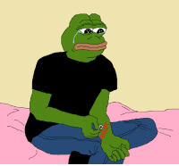 rare edgelord suicidal pepe cutting his wrists: rare edgelord suicidal pepe cutting his wrists