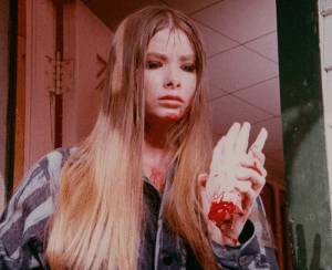 rarecultcinema:Lynn Lowry in I Drink Your Blood (1970): rarecultcinema:Lynn Lowry in I Drink Your Blood (1970)