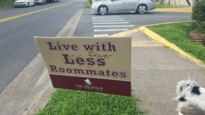 Live, Ssa, and Play: ras  Live with  Fewer  Ssa  Roommates  THE OSCEOLA  LIVE  STUDY  PLAY Oh Ser Davos...