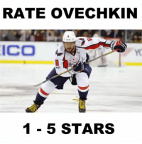 Memes, Squad, and Free: RATE OVECHKIN  ICO  YC  1-5 STARS Get AlexOvechkin on your @letsRUMBL Fantasy Squad! ✔️ _ Tap the Link In My Bio to start Playing Now (you can win $$ every day) 👉🏻 @letsRUMBL 🏒 @letsRUMBL _ Get a FREE $5 if you sign up Today 💵