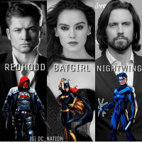 Batman, Memes, and Superman: RBDHOOD BATGIRL  NIG  ITWING  IGI DC NATION Fan cast for the batfamily! dc dccomics dceu dcu dcrebirth dcnation dcextendeduniverse batman superman manofsteel thedarkknight wonderwoman justiceleague cyborg aquaman martianmanhunter greenlantern theflash greenarrow suicidesquad thejoker harleyquinn comics injusticegodsamongus