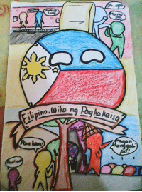 Rbpmo Philippines Can Into My Buwan Ng Wika Project! By Me