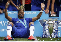 Happy 39th Birthday Didier Drogba! 🏆🏆🏆🏆 Premier League 🏆🏆🏆🏆 FA Cup 🏆🏆🏆League Cup 🏆Champions League ⚽️ Historic Penalty Legend 😎🔵: RCLAYS BARCLAYS  BARCLAYS BA  ARCLAYS ARCLAYS  O  BARCLAY  YS Happy 39th Birthday Didier Drogba! 🏆🏆🏆🏆 Premier League 🏆🏆🏆🏆 FA Cup 🏆🏆🏆League Cup 🏆Champions League ⚽️ Historic Penalty Legend 😎🔵