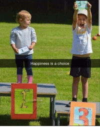 Goals, Life, and Happiness: rd  Happiness is a choice Life goals