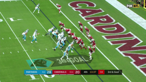 What a homecoming for @KyleAllen_10! He throws his 4th TD of the game! @gregolsen88 #KeepPounding #CARvsAZ  ?: FOX ?: NFL app // Yahoo Sports app Watch FREE on mobile: https://t.co/qnNxI5gZ8j https://t.co/8YznDbfvgo: RDINA  FOX NFL  3RD &TGOAL  3rd &Goal  04  4th 13:37  0-1-1 20  0-2 28  CARDINALS  PANTHERS What a homecoming for @KyleAllen_10! He throws his 4th TD of the game! @gregolsen88 #KeepPounding #CARvsAZ  ?: FOX ?: NFL app // Yahoo Sports app Watch FREE on mobile: https://t.co/qnNxI5gZ8j https://t.co/8YznDbfvgo
