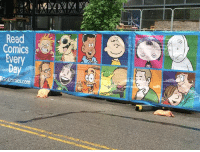 My little known dream of being on a giant fence sign with Calvin and Hobbes has been realized. Thanks @gocomics: Read  Comics  NGOtomics.com My little known dream of being on a giant fence sign with Calvin and Hobbes has been realized. Thanks @gocomics