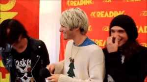 Tumblr, Blog, and Com: READING lgbtawsten:  I made a compilation of my favorite Awsten Knight moments, enjoy
