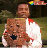 Reading Meme: READING  RAINBOW