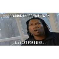 READING THE COMMENTS ON  MY LAST POST LIKE Hell no to the no no no nooooo 😷Yall need Jesus 🙏 Made using @wemesapp wemes Make ur own celebrity memes using the @wemesapp