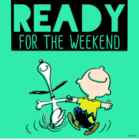 ready for the weekend