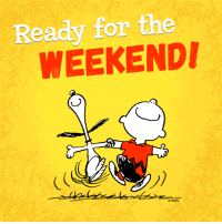 TGIF!: Ready for the  WEEKENDI  PNTS TGIF!