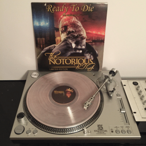 Limited, Turntable, and  Edition: Ready To Die  HE REMASTER LP  LIMITED EDITION  STR8-80  Professienal Turntable  45