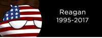 On Saturday, July 15th, 2017 the POLANDBALL community lost one of it's brightest members, Reagan.   Reagan began making countryball comics in 2012 and shortly after creating one of the countryball's largest community, USABall.  It was clear from the very beginning that Reagan was extremely passionate about the community, and then he was brought on shortly afterwards to admin the Polandball page. There were times that Reagan singlehandedly carried this page through and he worked with many of the other countryball admins to create a solid Facebook community.   Reagan you will be dearly missed by the rest of the Countryball community and the Polandball staff.   In honor of Reagan's memory, we will be having a page-wide blackout until Thursday, July 27th, 2017.  If you wish to make a donation in Reagan's honor, please visit First UMC website (http://bit.ly/2ueGcxI) and make a contribution in JCB's honor to their Music Program.    -The Polandball Team: Reagan  1995-2017 On Saturday, July 15th, 2017 the POLANDBALL community lost one of it's brightest members, Reagan.   Reagan began making countryball comics in 2012 and shortly after creating one of the countryball's largest community, USABall.  It was clear from the very beginning that Reagan was extremely passionate about the community, and then he was brought on shortly afterwards to admin the Polandball page. There were times that Reagan singlehandedly carried this page through and he worked with many of the other countryball admins to create a solid Facebook community.   Reagan you will be dearly missed by the rest of the Countryball community and the Polandball staff.   In honor of Reagan's memory, we will be having a page-wide blackout until Thursday, July 27th, 2017.  If you wish to make a donation in Reagan's honor, please visit First UMC website (http://bit.ly/2ueGcxI) and make a contribution in JCB's honor to their Music Program.    -The Polandball Team
