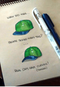 Beauty Standards, Real, and Caps: REAL CAPS HAVE CURVES <p>Impossible Beauty Standards.</p>