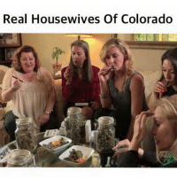 Memes, Colorado, and 4 20: Real Housewives Of Colorado I think it's 4:20 somewhere