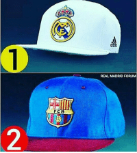 Memes, Real Madrid, and 🤖: REAL MADRID FORUM  FCB 1 or 2