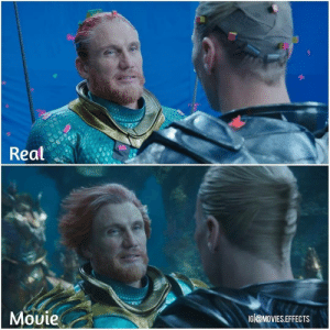 Aquaman.After-Before VFx. Tag your friends. Follow us for more aquaman jameswan jasonmomoa amberheard willemdafoe nicolekidman patrickwilson: Real  Mouie  IGJ@MOVIES.EFFECTS Aquaman.After-Before VFx. Tag your friends. Follow us for more aquaman jameswan jasonmomoa amberheard willemdafoe nicolekidman patrickwilson