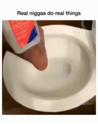 Bruh, Memes, and 🤖: Real niggas do real things Bruh this vid has me 😂😂😂 follow @onlyinthehood for more