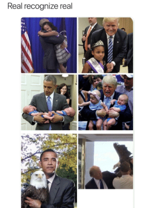 Obama, Real, and Miss: Real recoanize real I miss Obama :(