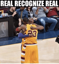 Nba, Respect, and Greatness: REAL RECOGNIZE REAL  NBA  ONBAMEMES Respect the great ones.